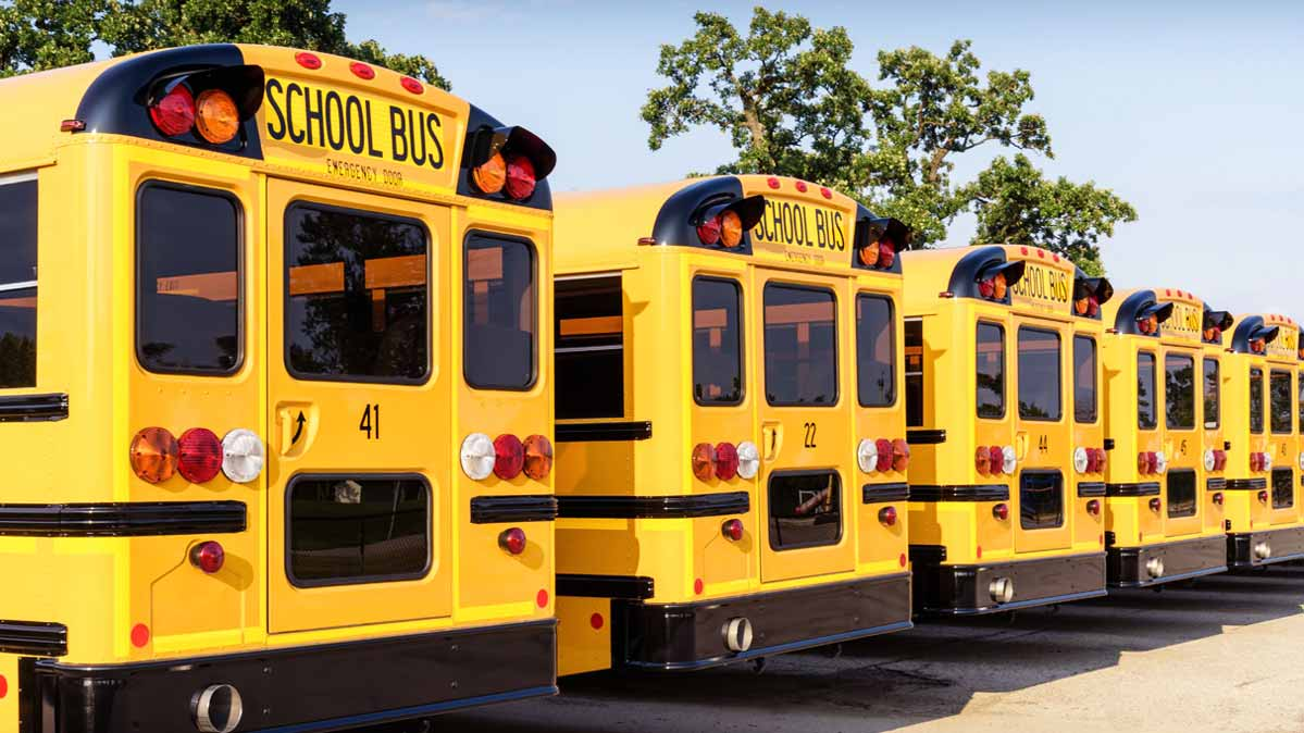 School Bus Safety Tips for Back to School
