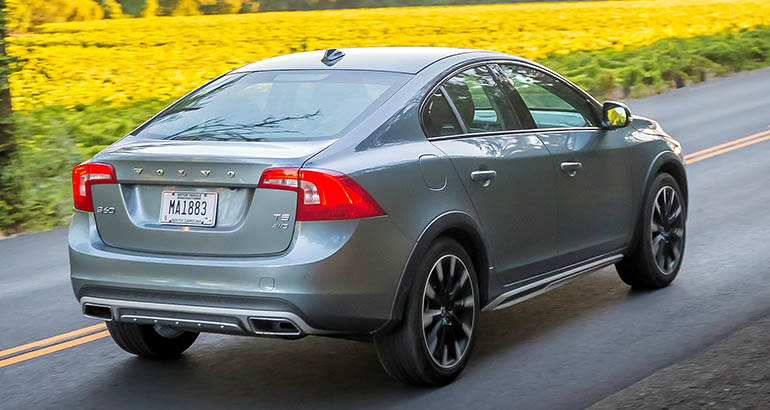 2016 Volvo S60 recalled