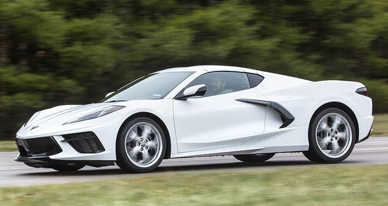New Corvette Stingray >> 2020 Chevrolet Corvette Stingray Review Consumer Reports