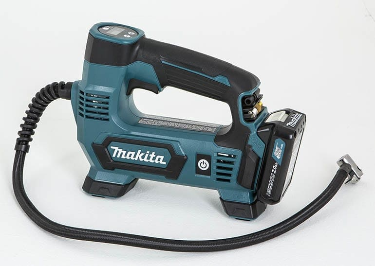 Makita cordless air inflator