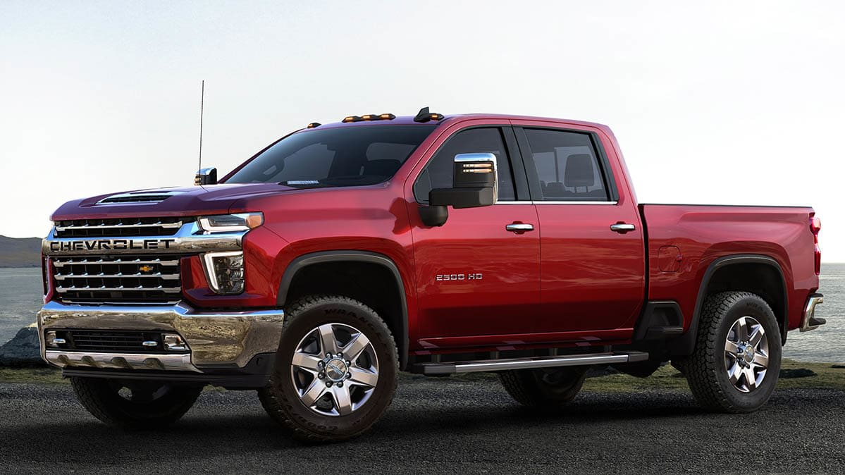 2020 chevrolet silverado & gmc sierra 2500hd review
