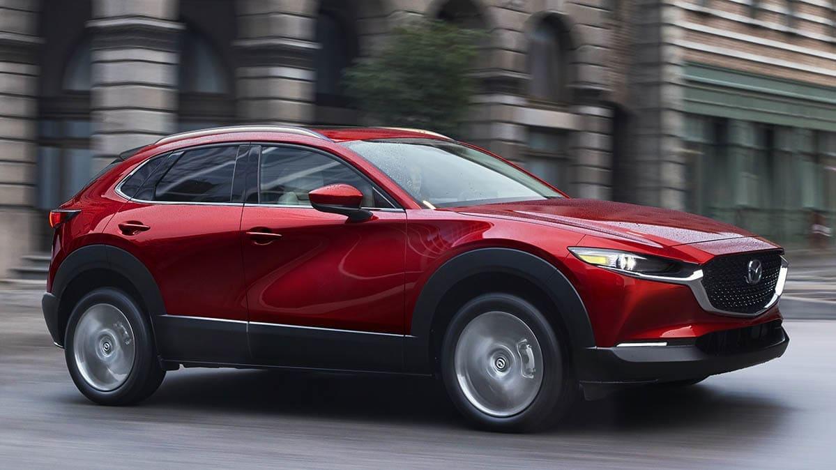 First Drive: Small, Seductive 2020 Mazda CX-30 SUV