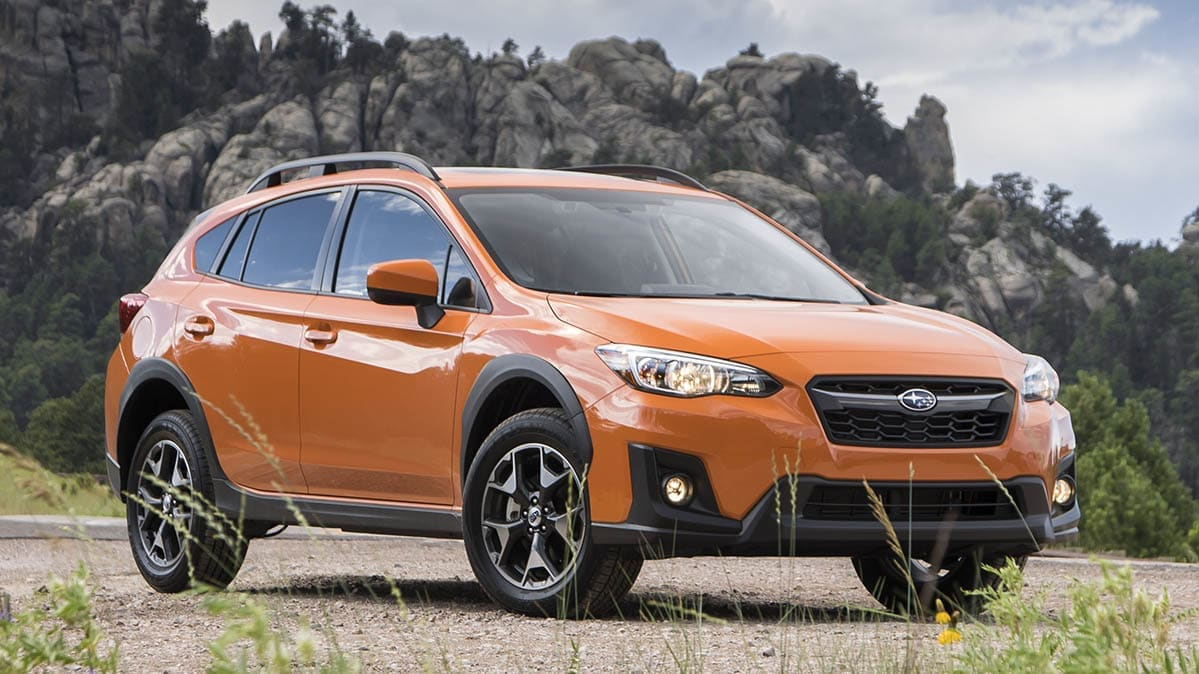 Subaru Crosstrek — part of this latest Subaru recall