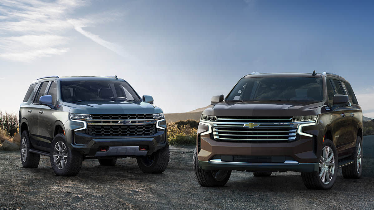 2021 Chevrolet Tahoe and Suburban Preview - Consumer Reports