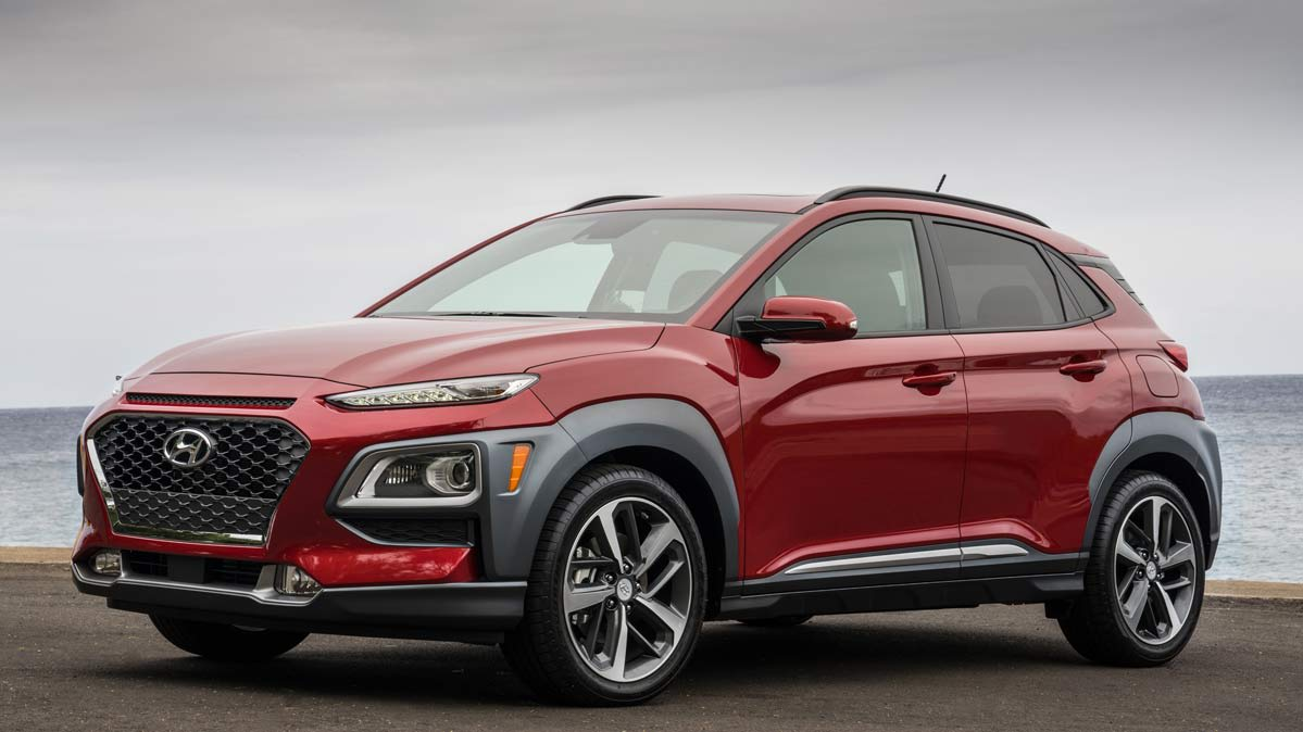 2020 Hyundai Kona is one of the SUVs Under $25,000 With Key Safety Systems Standard
