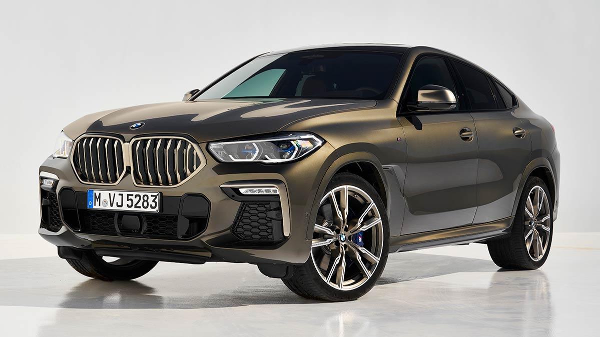 BMW Recalls SUVs for Child Car Seat Attachment Problem