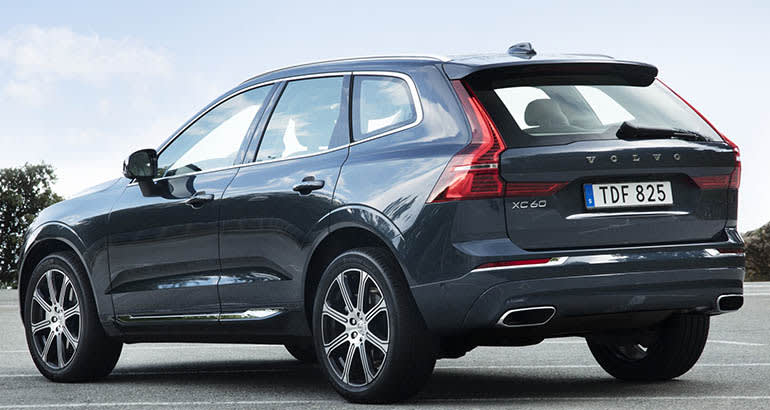 Volvo Recall: A current-generation XC60