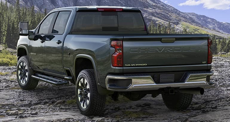 2020 Chevrolet Silverado Hd Details Emerge Consumer Reports