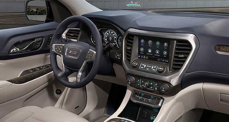 Freshened 2020 GMC Acadia Adds a Turbo Engine - Consumer Reports