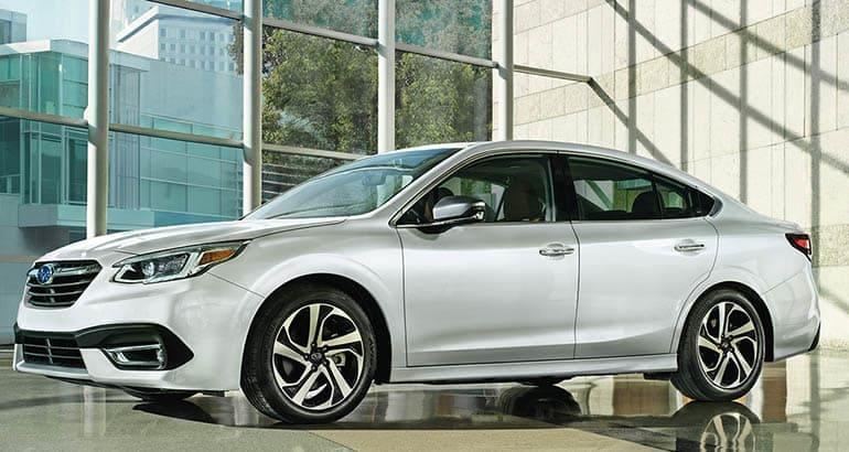 Redesigned 2020 Subaru Legacy - Consumer Reports