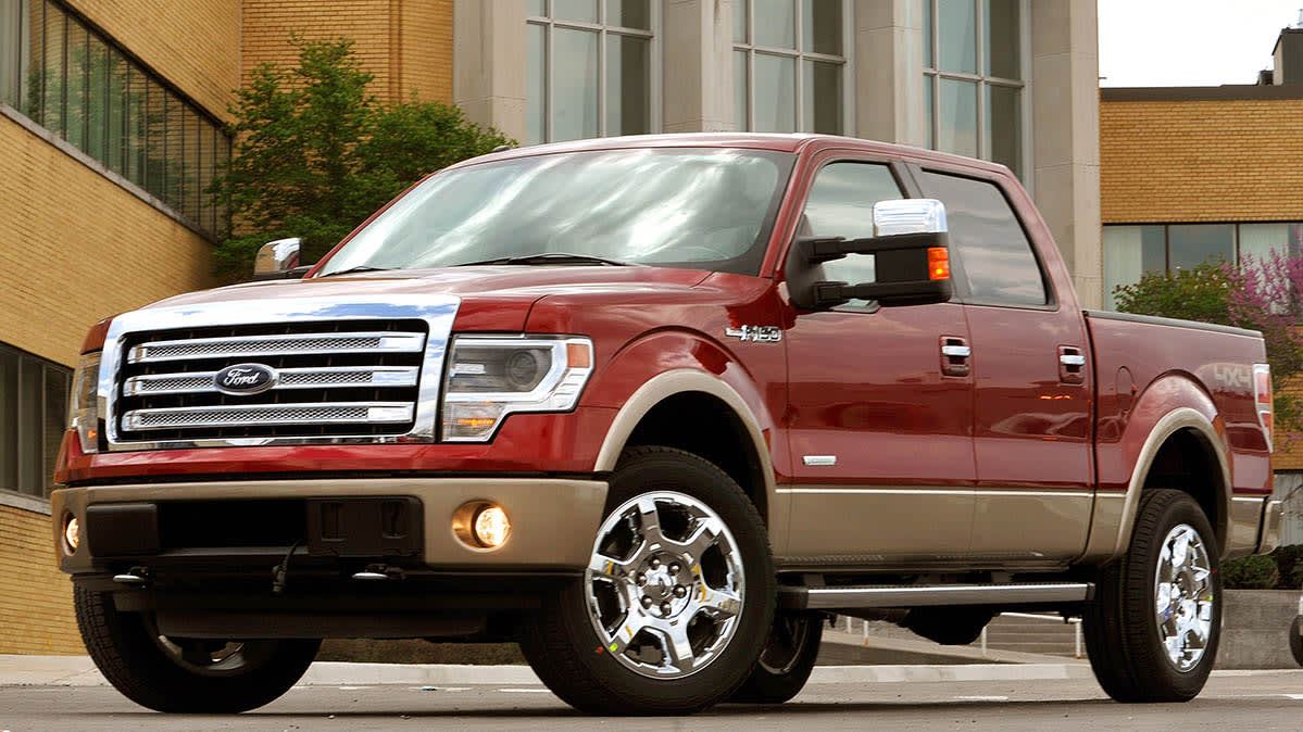 Ford F-150s Recalled Over Transmission Problem - Consumer Reports