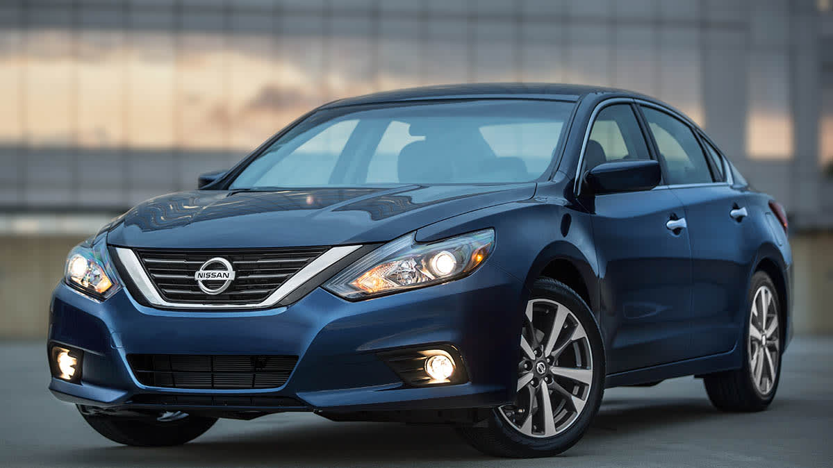 2015-2016-2017 Nissan Altima Recall