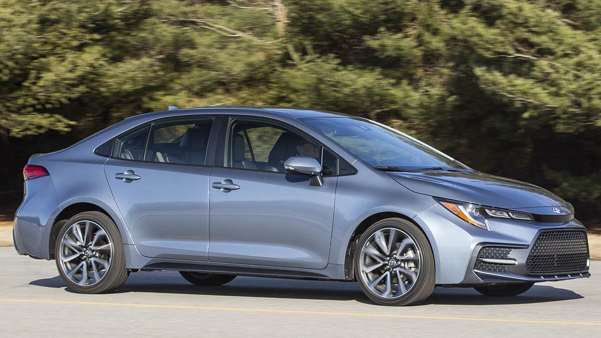 All-New 2020 Toyota Corolla First-Drive Review