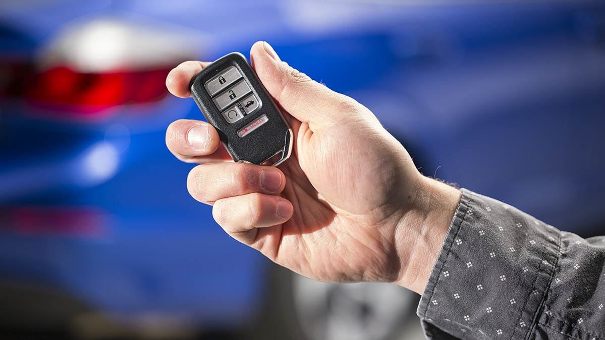 Your Car's Key Fob May Have Hidden Features - Consumer Reports