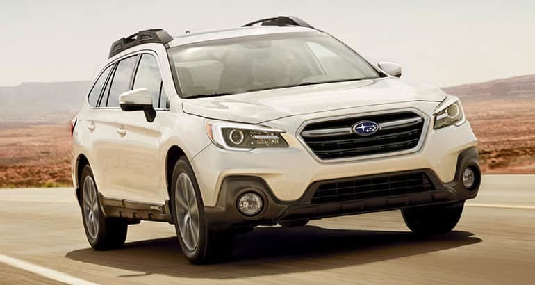 Subaru Outback - Best Cars for Savvy Seniors
