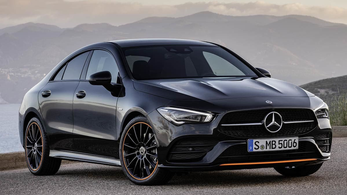 Top Exotic Cars 2020.2020 Mercedes Benz Cla Takes Aim At Young Luxury Buyers Consumer