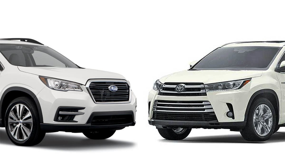 Subaru Ascent vs. Toyota Highlander