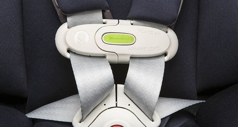 Cybex SensorSafe 2.0 Car Seat chest clip