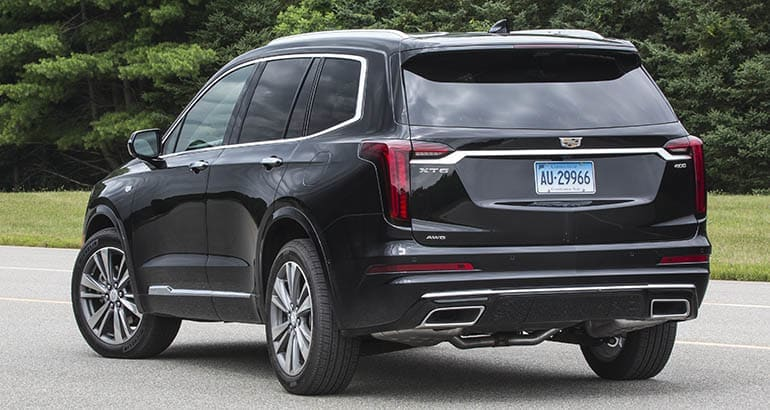 2020 Cadillac Xt6 Is A Pleasant Forgettable Suv Consumer