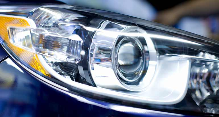 High Intensity Discharge (HID) Headlights
