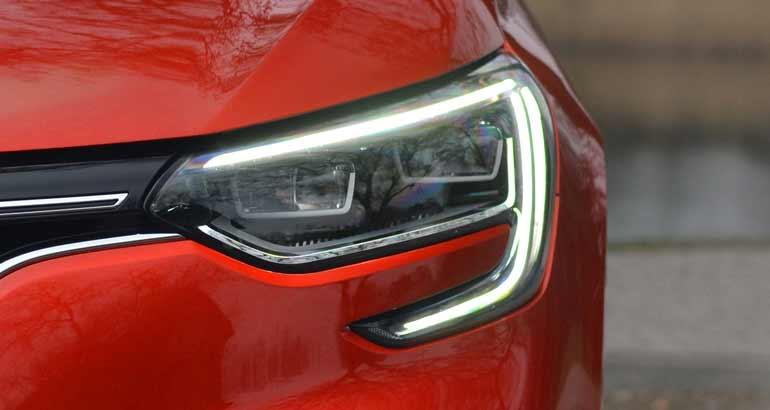 Light Emitting Diode (LED) Headlights