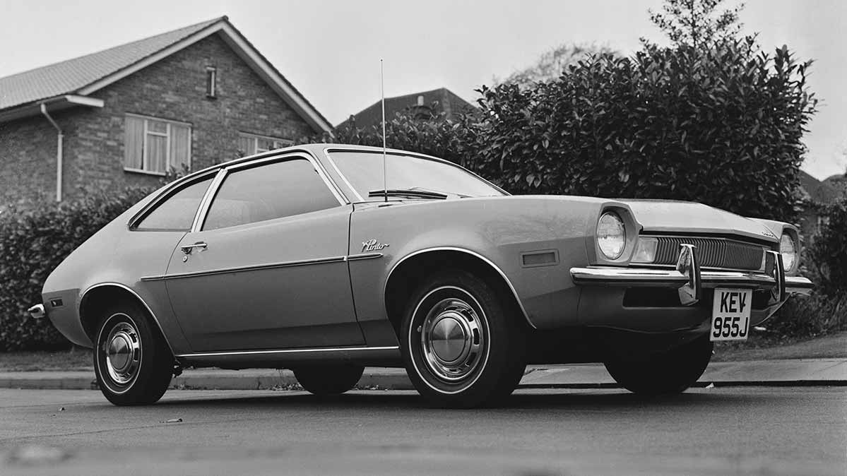 1970 Ford Pinto