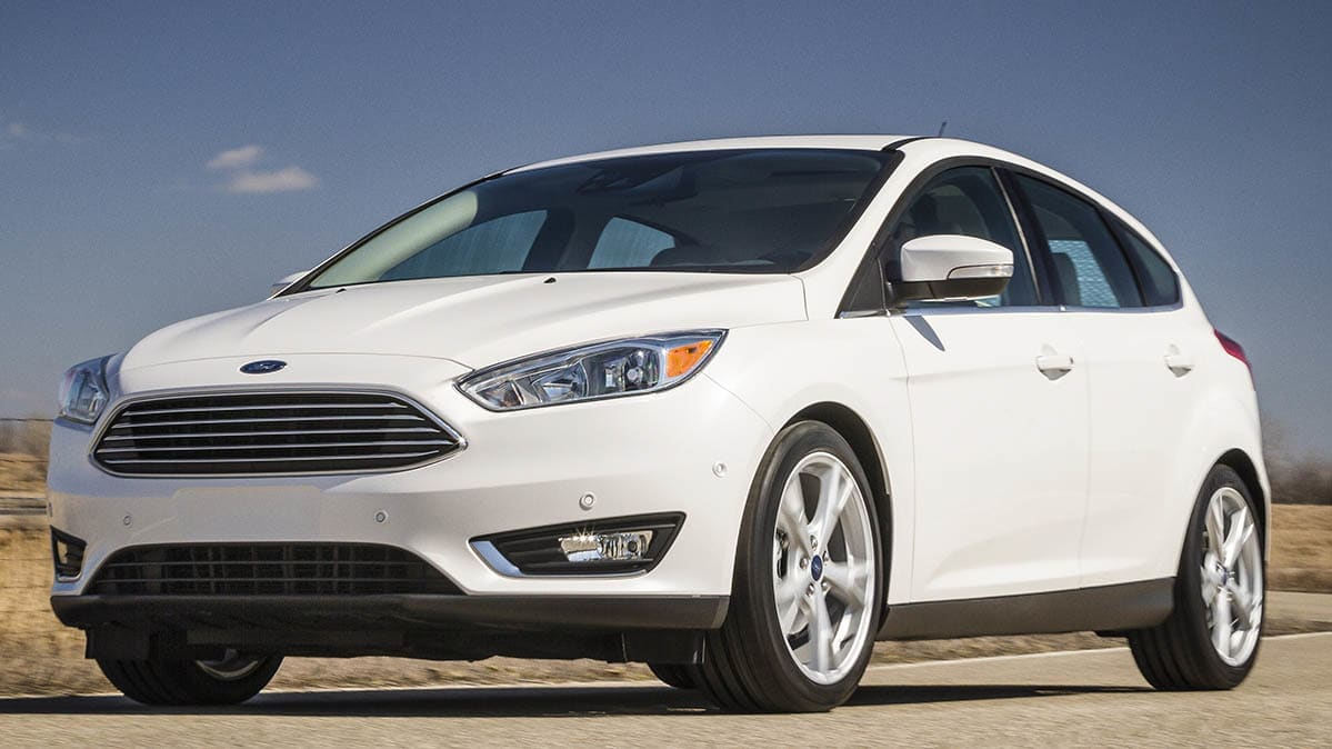 Ford Focus Recalled Over Stall Risk