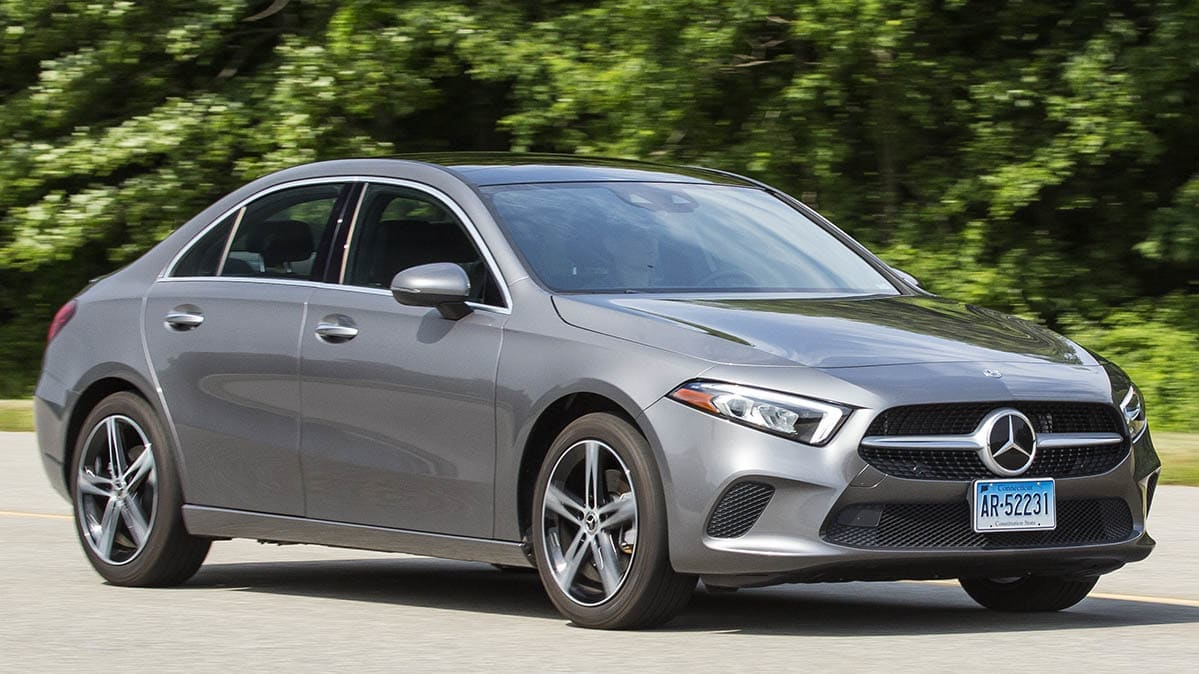 Mercedes Benz A Class >> 2019 Mercedes Benz A Class Review Consumer Reports