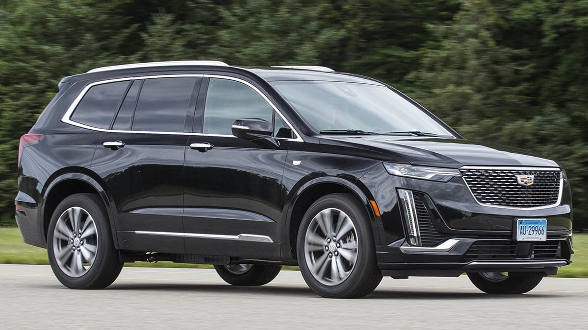 2020 Cadillac XT6 Is a Pleasant, Forgettable SUV ...