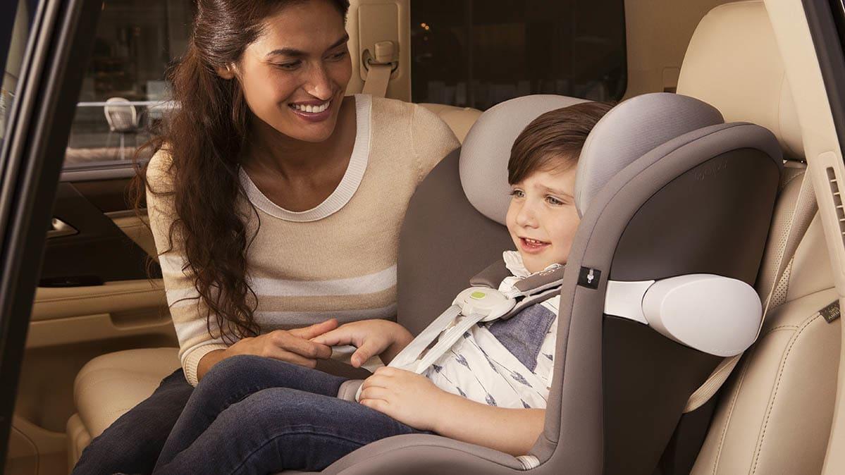 Evenflo Cybex Child Seats Children In Backseat Consumer Reports