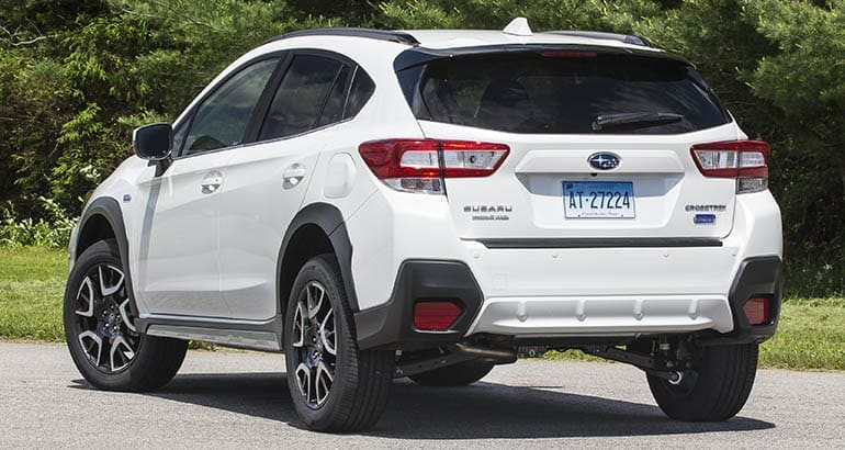 2019 Subaru Crosstrek Hybrid First Drive Review Consumer