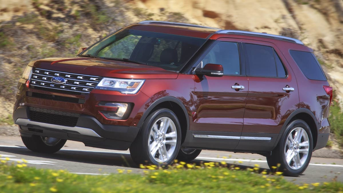 Ford Explorer Recalled for Suspension Problem - Consumer Reports