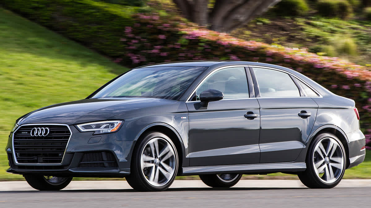 Audi A3 Recalled Because Airba...