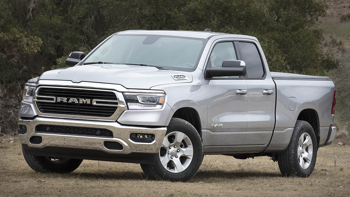 Ram 1500 Recalled | Disabled Airbags - Consumer Reports
