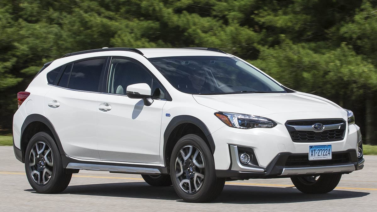 2020 Subaru Outback Hybrid Specs And Price >> 2019 Subaru Crosstrek Hybrid First Drive Review Consumer