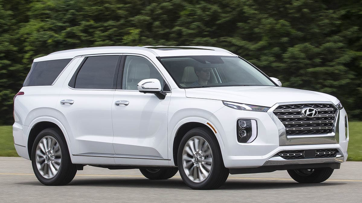 2020 Hyundai Palisade Release Date, Interior. Specs, And Price >> 2020 Hyundai Palisade First Drive Review Consumer Reports