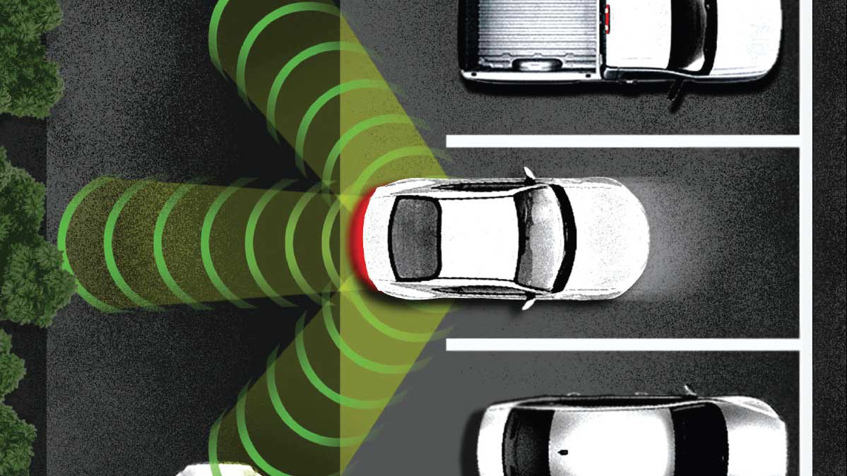 Guide to Rear Cross Traffic Warning and Rearview Cameras