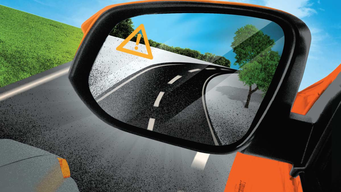 Guide to Blind Spot Warning