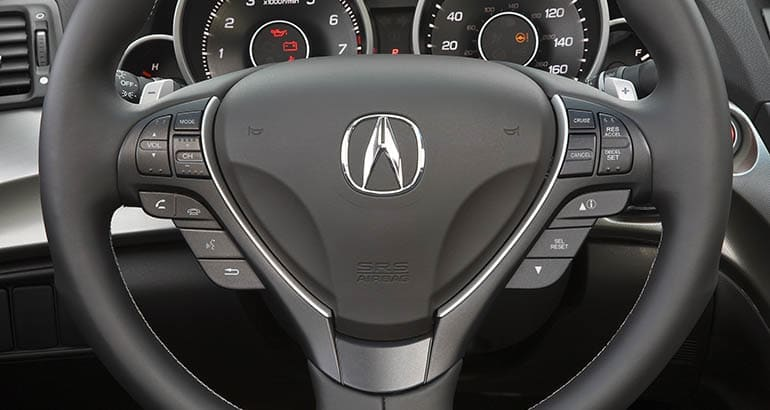 Honda Takata Recall includes the 2011 Acura TL.