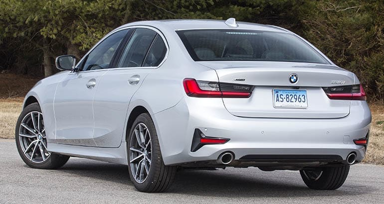 2019 BMW 3 Series First Drive Review - Consumer Reports