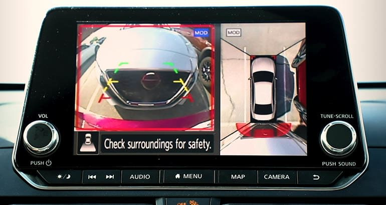 Must-Have Car Feature: Surround-view camera