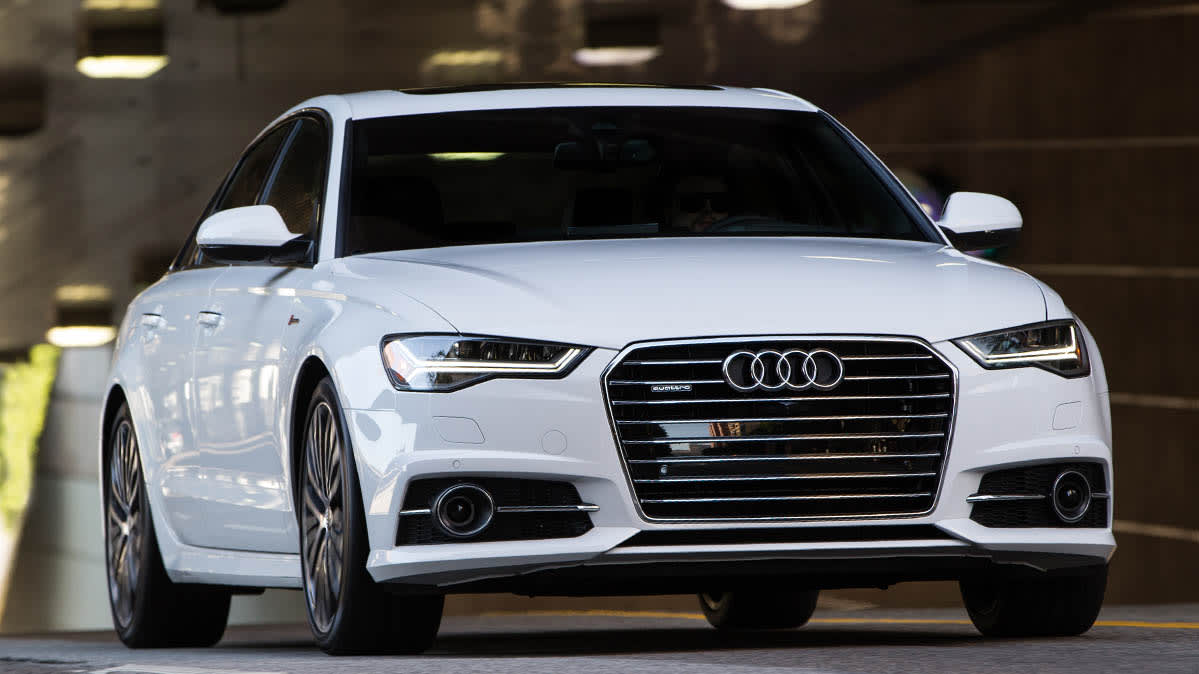 2016 Audi A6 is part of the Audi recall