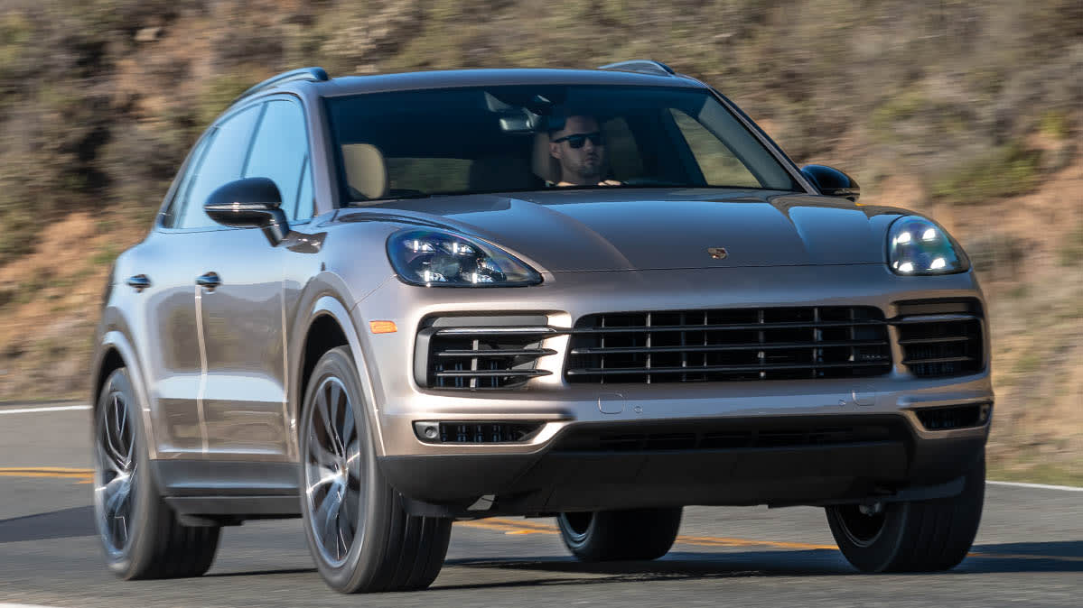 A new Porsche recall includes the Porsche Cayenne