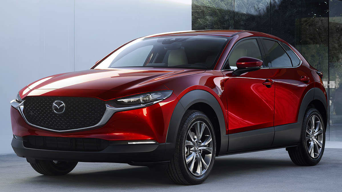 All-New 2020 Mazda CX-30 Joins a Crowded Compact Crossover Field