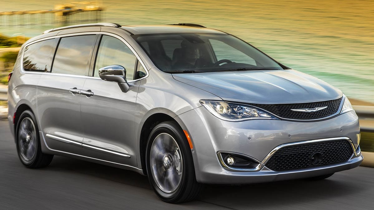 Chrysler Pacifica Minivan Recall   Stall & Steering
