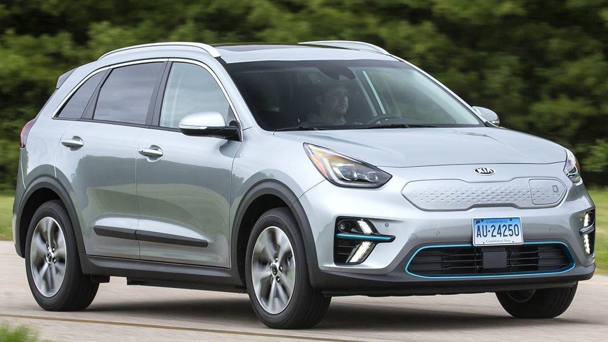 2018 Kia Niro All-electric Model >> 2019 Kia Niro Ev Is Practical And Roomy Consumer Reports