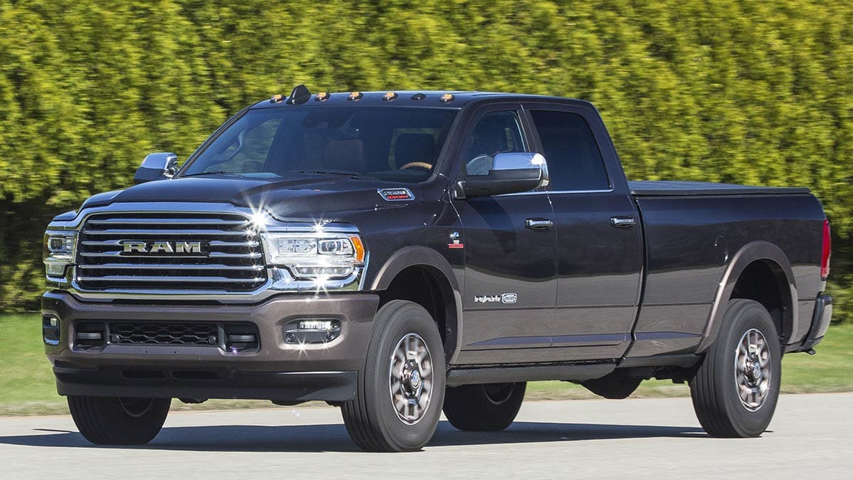 2019 Ram 2500 Is A Refined Workhorse Consumer Reports