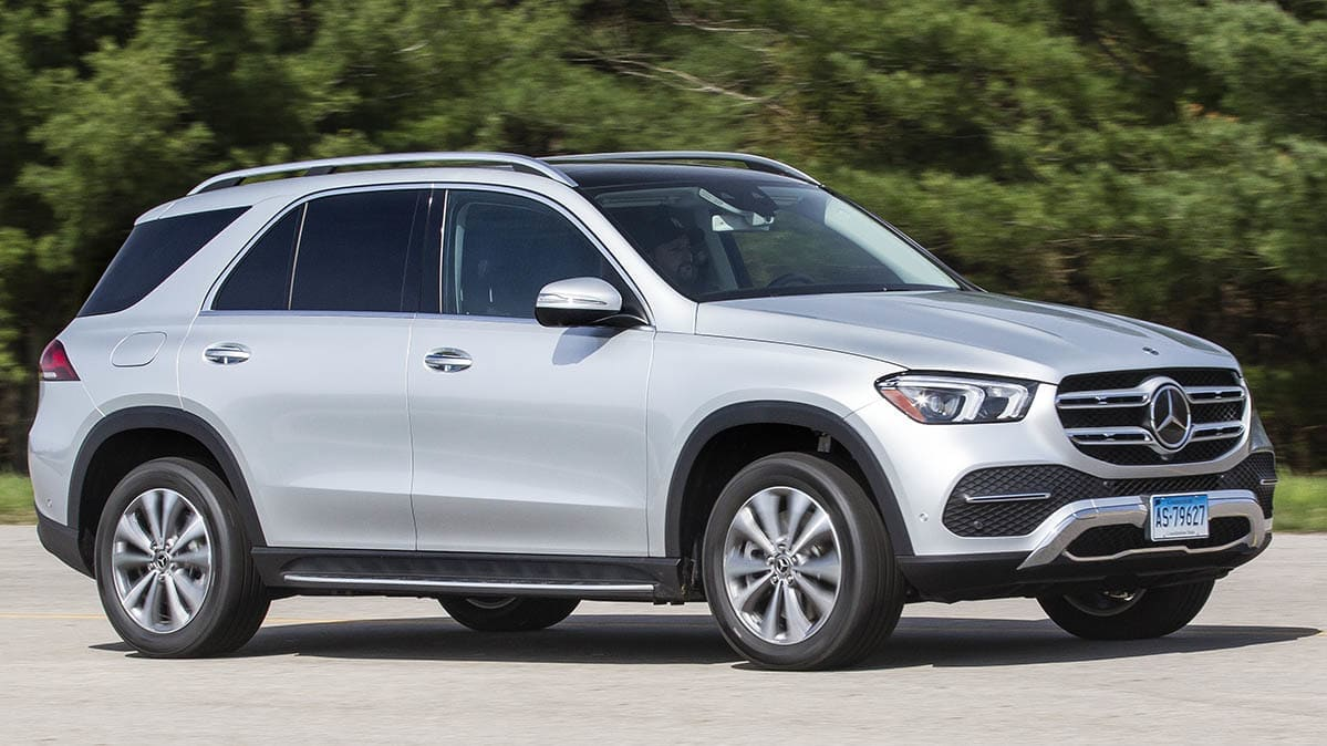 2020 Mercedes Benz Gle Review Consumer Reports