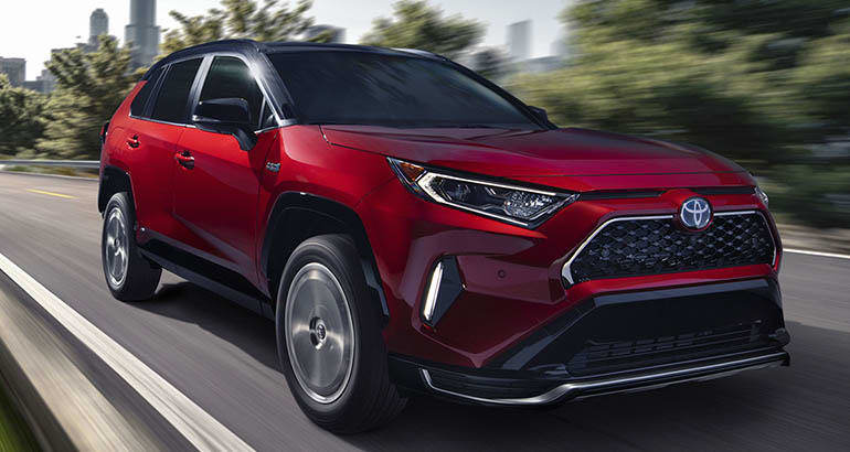 2021 Toyota Rav4 Prime Preview Consumer Reports