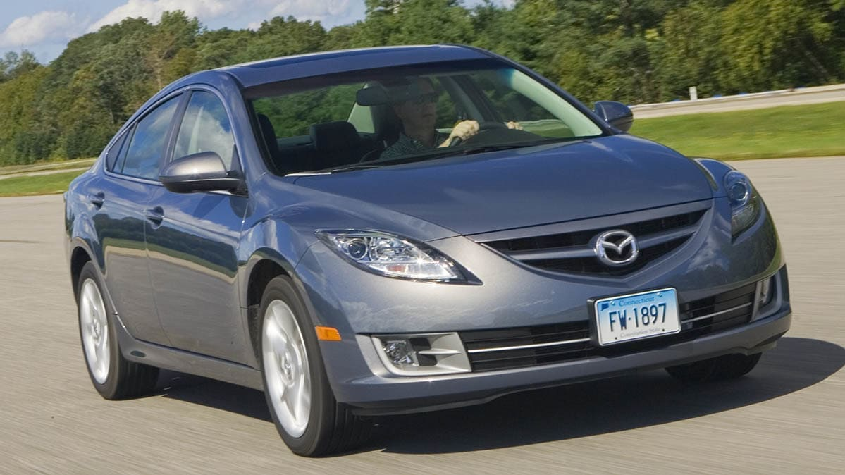 2009 Mazda6 recalled for airbag replacement